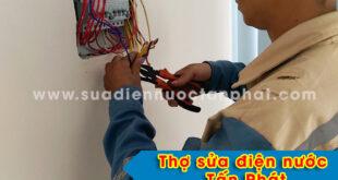 Thợ sửa điện nước Tấn Phát Hà Nội